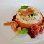 Blue Crab and Prosciutto, Ai Fiori