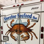 Shoreline Seafood Truck, Hammer and Claws