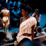 Rope Fringe Dress, Harlem's Fashion Row