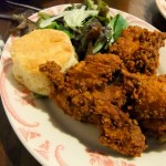 Fried Chicken Supper, Bobwhite
