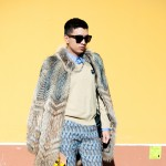 Bryanboy at Marni