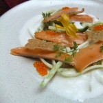 Smoked Trout, the NoMad