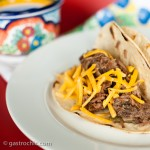 Slow Cooker Beef Barbarcoa Tacos Recipe