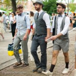 Four Guys in Gray Suits, Jazz Age Lawn Party