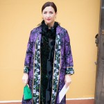 Brocade Coat, Outside Marni