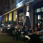 Outdoor Seating, SAME Restaurant Milan
