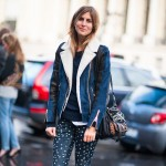 Polka Dot Jeans, After Rochas