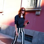 Taylor Tomasi Hill at Missoni