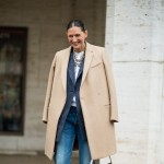 Jenna Lyons After Her J. Crew Show