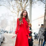 The Lady in Red, Outside Gucci