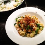 Orecchiette with Broccoli Rabe and Sausage Recipe
