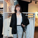 Parisa in H&M, H&M Conscious Collection