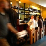 Open Kitchen Seating, Cochon