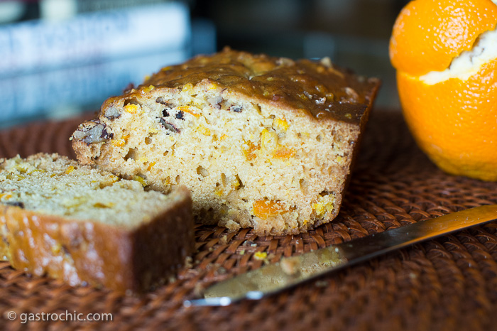 Orange Bread | Gastro Chic