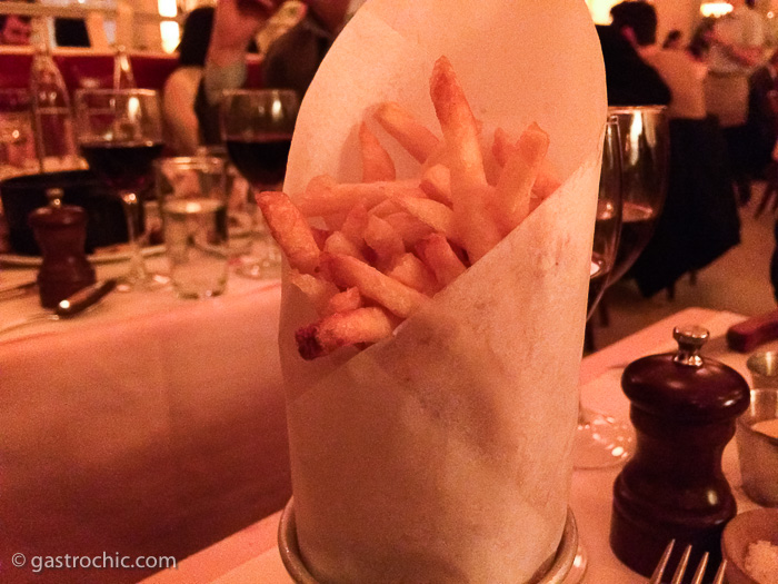 Cone of Fries, Cherche Midi