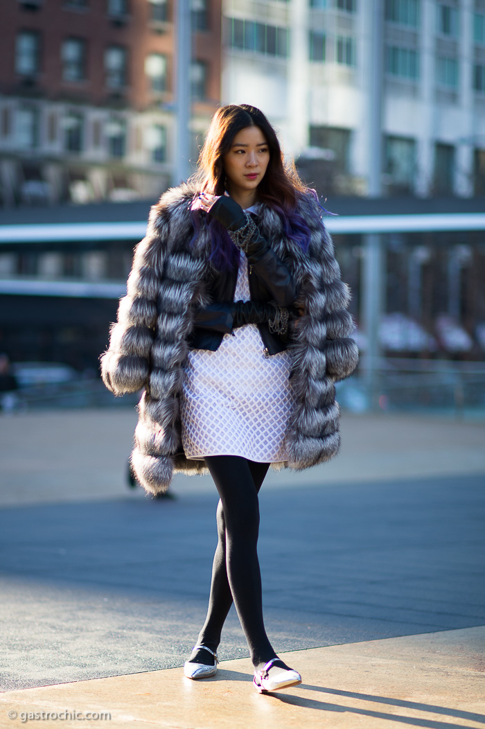 Irene Kim at Tory Burch