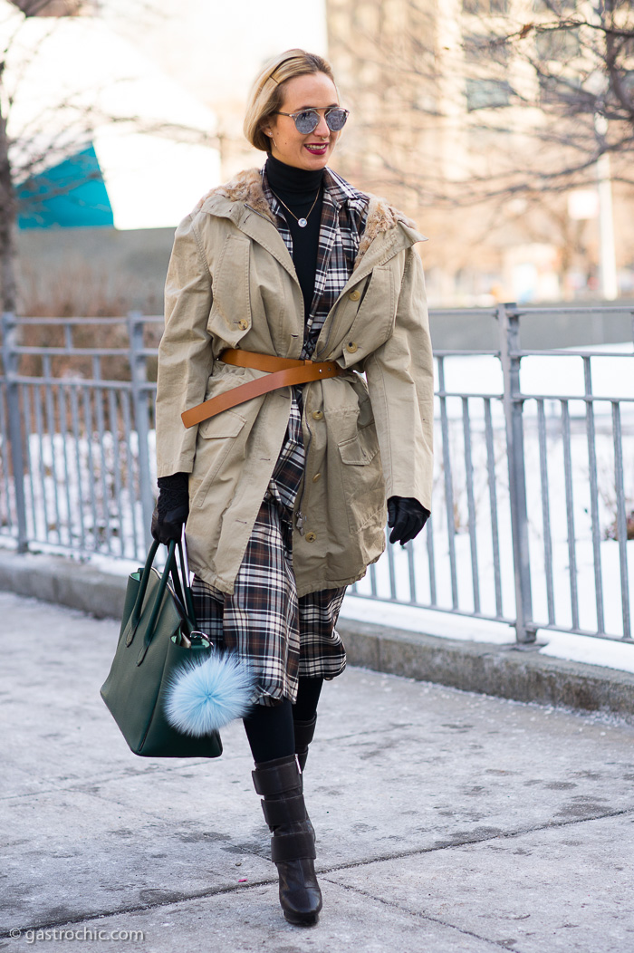 Trench Coats Gastro Chic