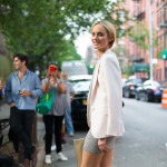 Amber Valletta at Stella McCartney Resort 2016