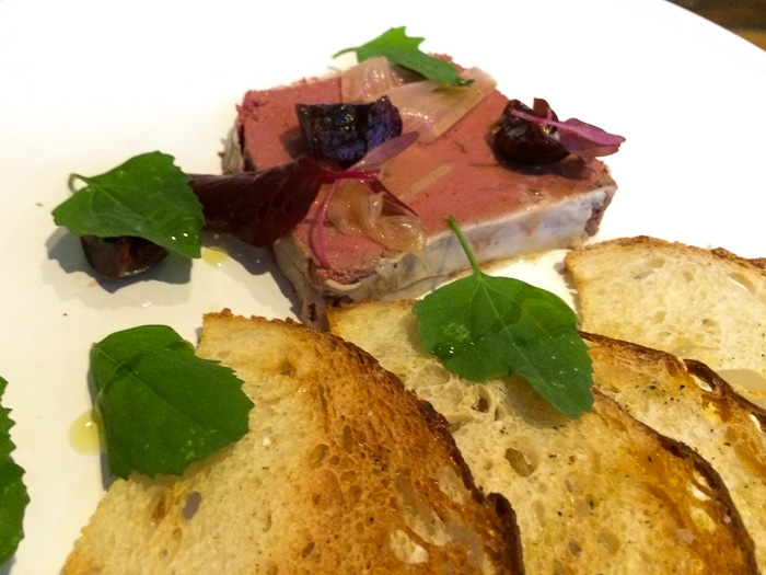 Chicken Liver Pate, Lupulo
