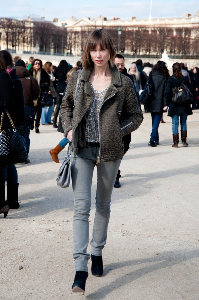 Leopard Gray, Christian Dior Show