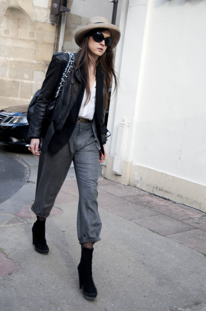 Cropped Trousers, Isabel Marant Show