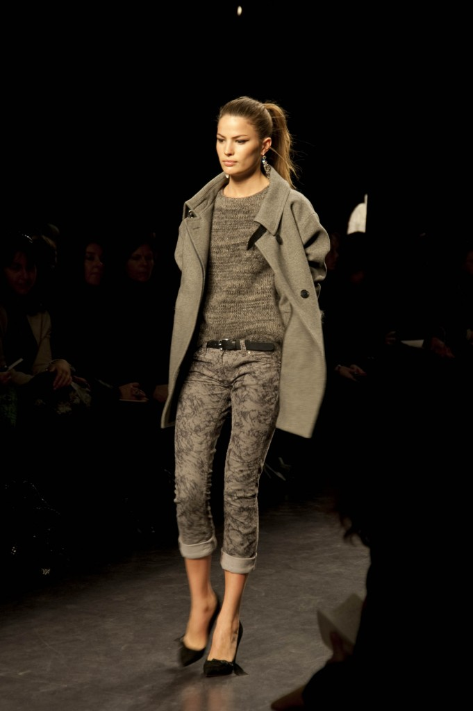 Neutral Layers, Isabel Marant FW 2010 Collection
