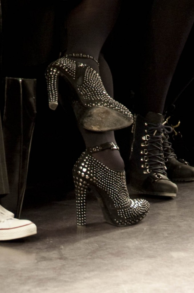 Studded Stilettos, Isabel Marant Front Row