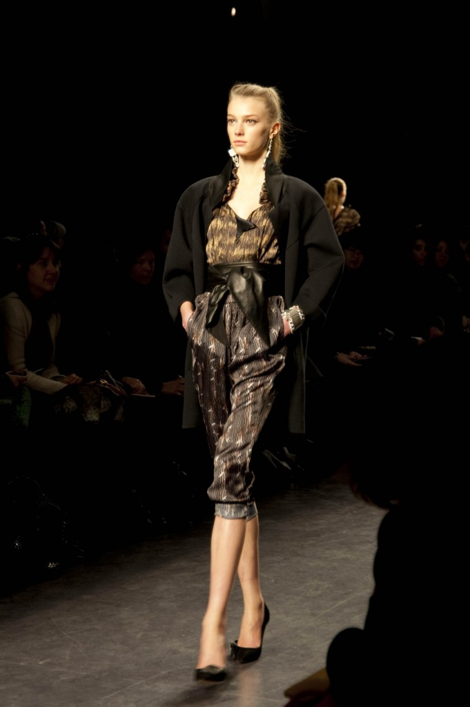 Fall Silk, Isabel Marant FW 2010 Collection