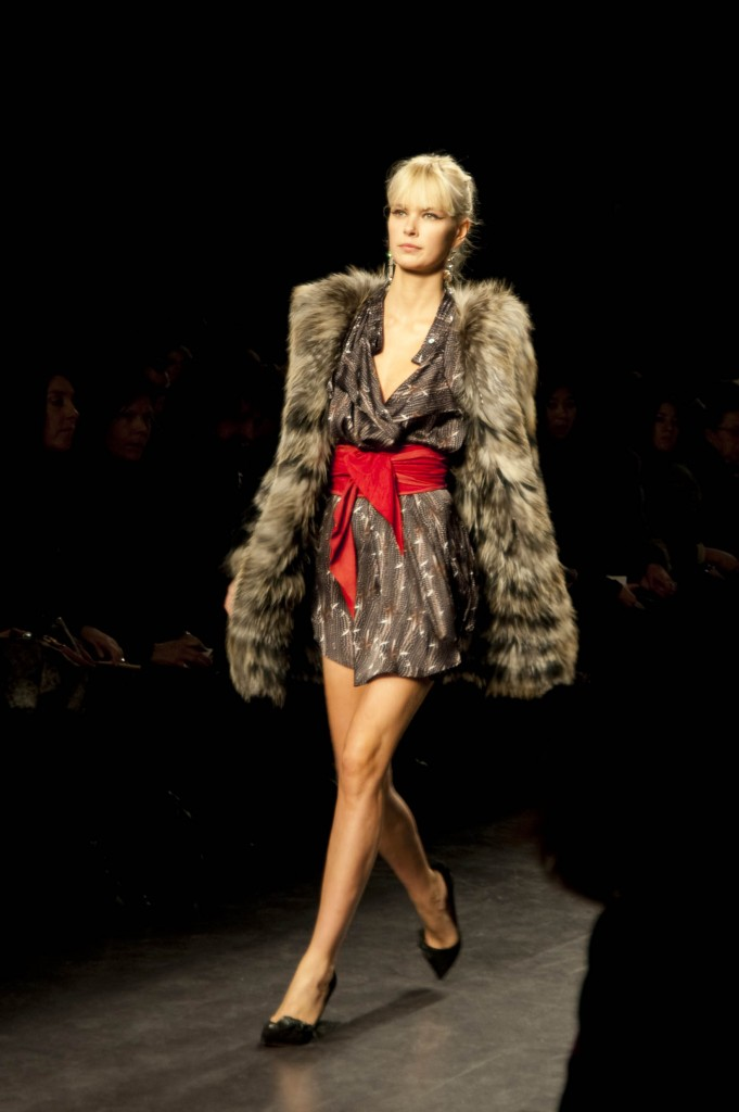 Fur Coat, Isabel Marant FW 2010 Collection