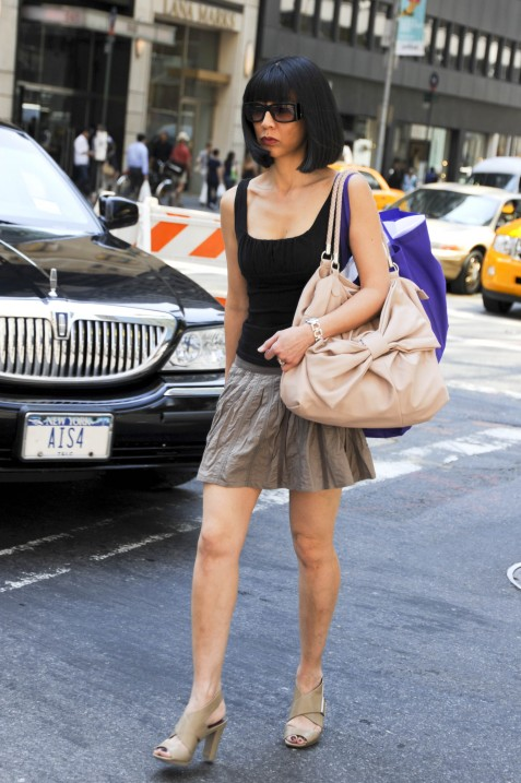 Black and Neutrals, Madison Ave